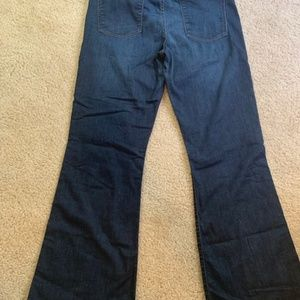 Banana Republic Jeans - Banana Republic Dark Denim Jeans Size 33L